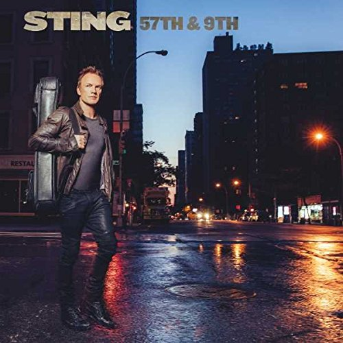 Image 0 of 57th And 9th By Sting On Audio CD Album 2016
