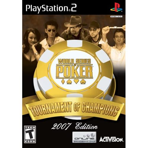 Image 0 of World Series Of Poker Tournament Of Champions For PlayStation 2 PS2