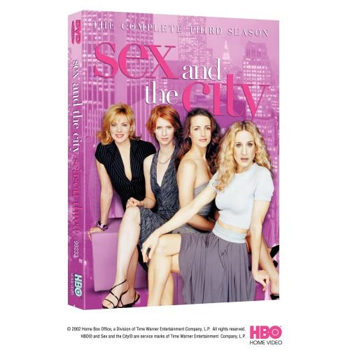 Sex And The City (Seasons 1-2-3-4-5-6) | Music & Movies | Pinterest