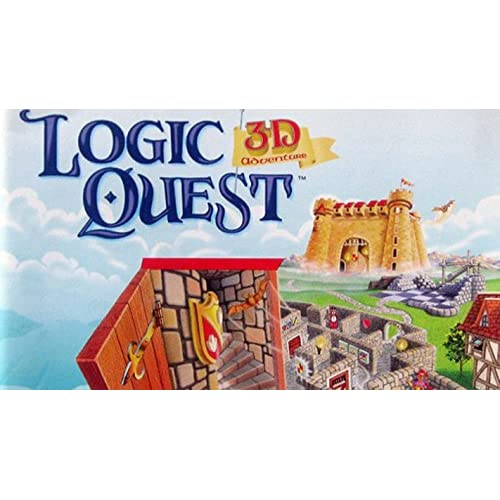 Image 0 of Logic Quest Ages 8-14 Software