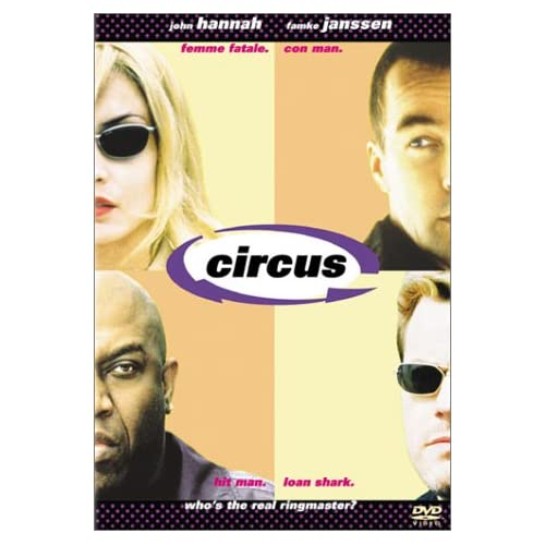 Image 0 of Circus On DVD With John Hannah Drama