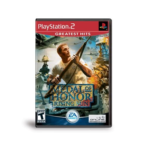Image 0 of Medal Of Honor Rising Sun For PlayStation 2 PS2