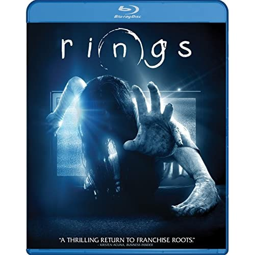 Image 0 of Rings Blu-Ray On Blu-Ray With Aimee Teegarden