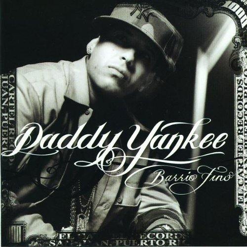 Image 0 of Barrio Fino By Daddy Yankee On Audio CD Album 2006