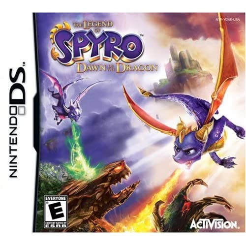 Image 0 of Legend Of Spyro: Dawn Of The Dragon For Nintendo DS DSi 3DS 2DS