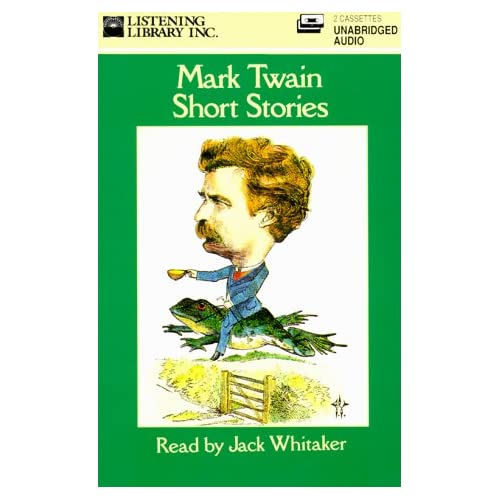 Image 0 of Mark Twain Short Stories By Jack Editor Whitaker On Audio Cassette