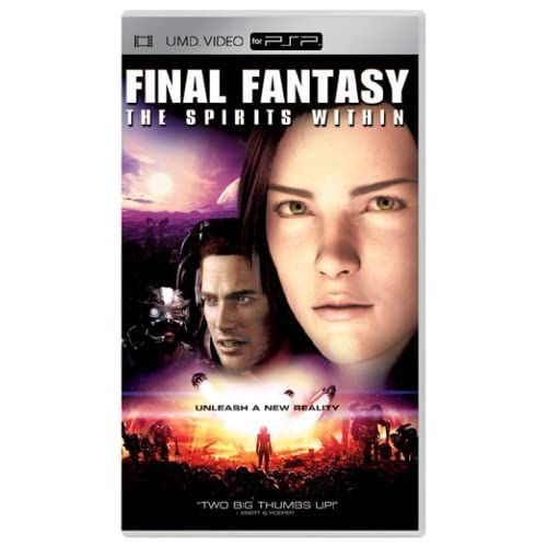 Image 0 of Final Fantasy The Spirits Within UMD For PSP By Sony Pictures Home Entertainment