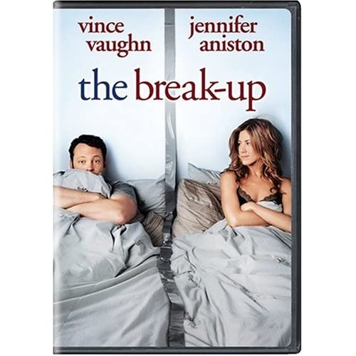 Image 0 of The Break-Up Full Screen Edition On DVD with Vince Vaughn
