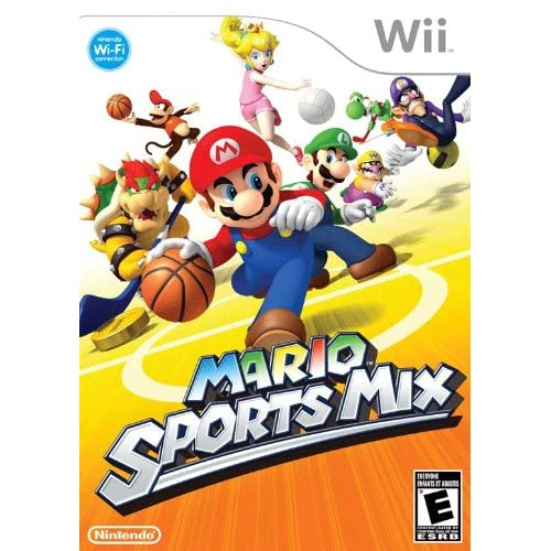 Image 0 of Mario Sports Mix For Wii