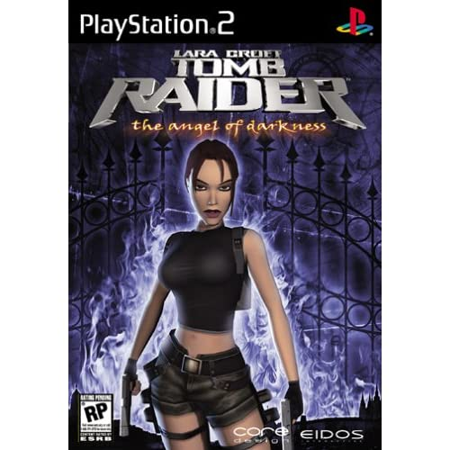 Lara Croft Tomb Raider: The Angel Of Darkness For PlayStation 2 PS2