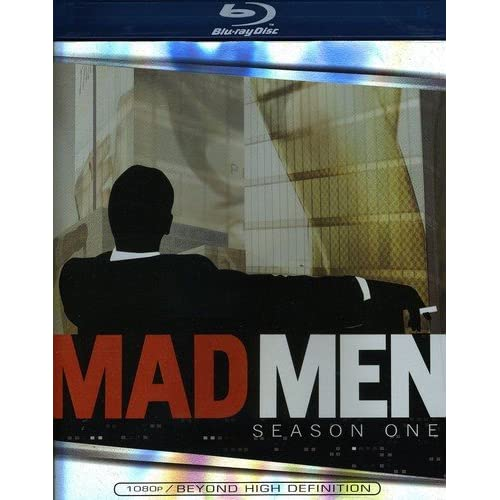 Mad Men: Season 1 Blu-Ray On Blu-Ray With Jon Hamm