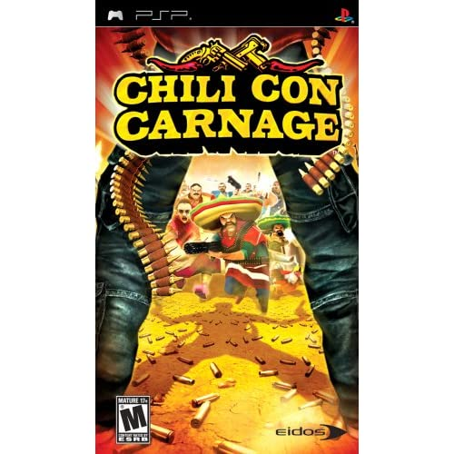 Image 0 of Chili Con Carnage Sony For PSP UMD