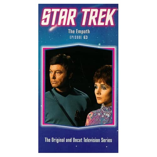 Image 0 of Star Trek The Original Series Episode 63: The Empath On VHS With William Shatner