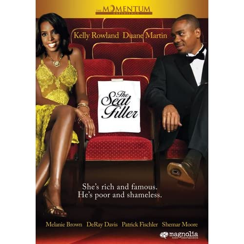 The Seat Filler On DVD With Duane Martin Comedy