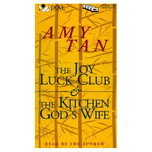 Image 0 of Amy Tan Collection: Joy Luck Club And Kitchen God's Wife By Amy Tan On Audio Cas