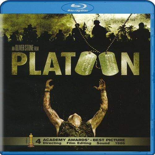 Image 0 of Platoon Blu-Ray With Tom Berenger