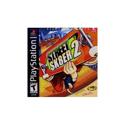 Image 0 of Street SK8TER 2 Ps For PlayStation 1 PS1