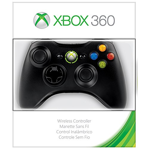 Image 2 of Official Microsoft OEM Wireless Remote Controller Glossy Black 1403