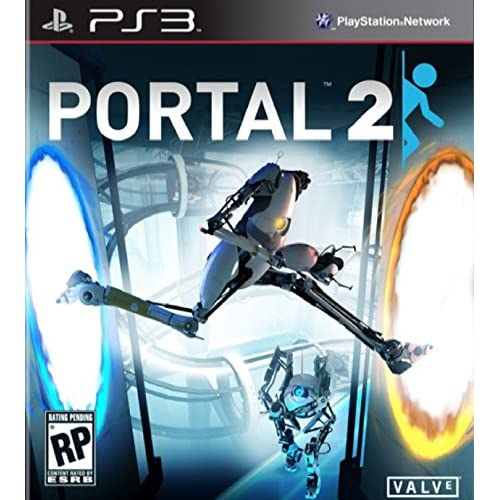 Portal 2 For PlayStation 3 PS3