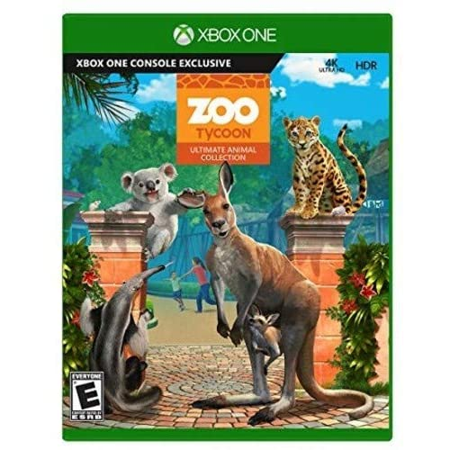 Image 0 of Zoo Tycoon: Ultimate Animal Collection For Xbox One Strategy