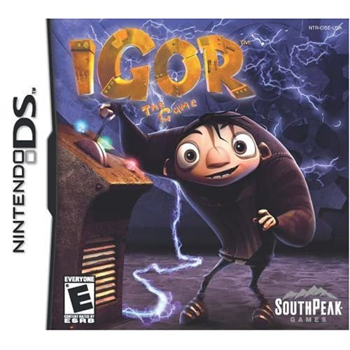 Image 0 of Igor The Game For Nintendo DS DSi 3DS 2DS