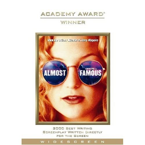 Image 0 of Almost Famous On DVD With Billy Crudup