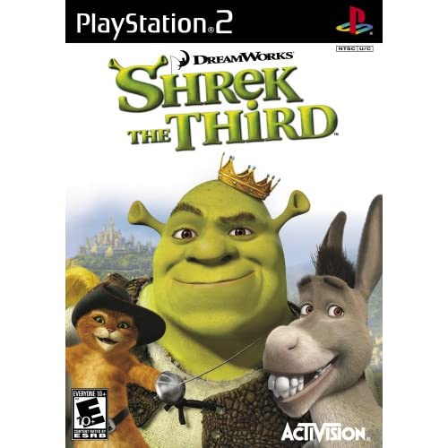 Image 0 of Shrek The Third For PlayStation 2 PS2