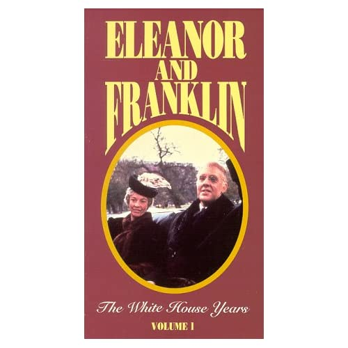 Image 0 of Eleanor And Franklin: The White House Years Volume 1 On VHS With Jane Alexander