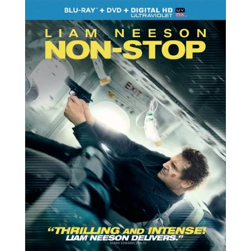 Image 0 of Non-Stop Blu-Ray Digital HD With Ultraviolet On Blu-Ray With Julianne Moore