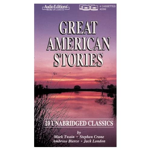 Image 0 of Great American Stories/cassettes Brooklyn Botanic Garden Publications By Mark Tw