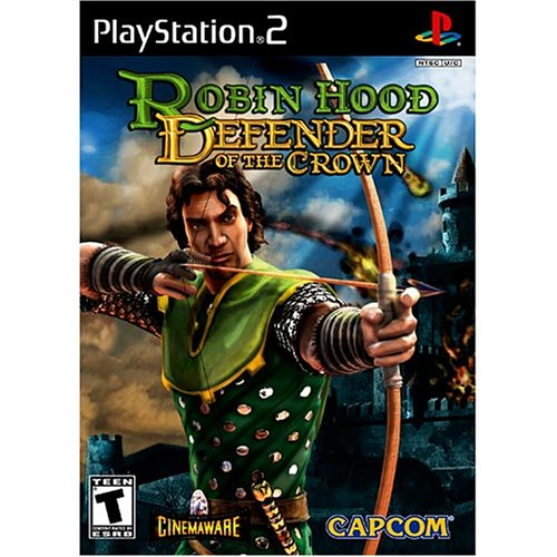 Image 0 of Robin Hood Defender Of The Crown For PlayStation 2 PS2 Strategy