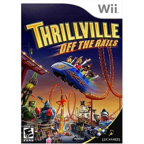 Image 0 of Thrillville: Off The Rails For Wii And Wii U Strategy