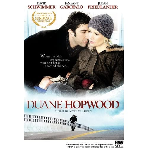 Image 0 of Duane Hopwood On DVD With David Schwimmer Drama
