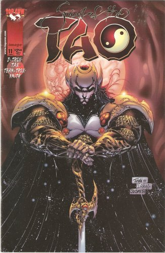 Spirit Of The Tao #11 Vol 1 August 1999 Comic Book