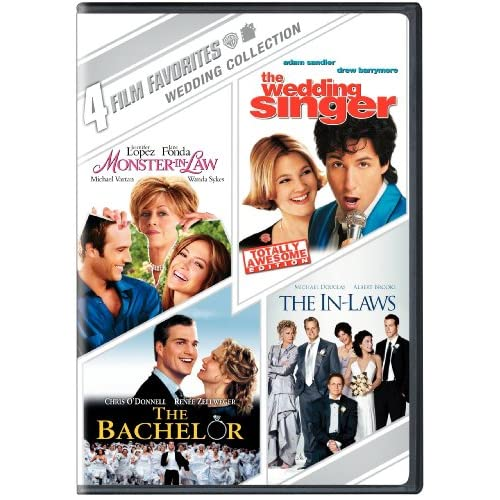 Image 0 of 4 Film Favorites: Weddings The Bachelor The In-Laws Monster-In-Law The Wedding S