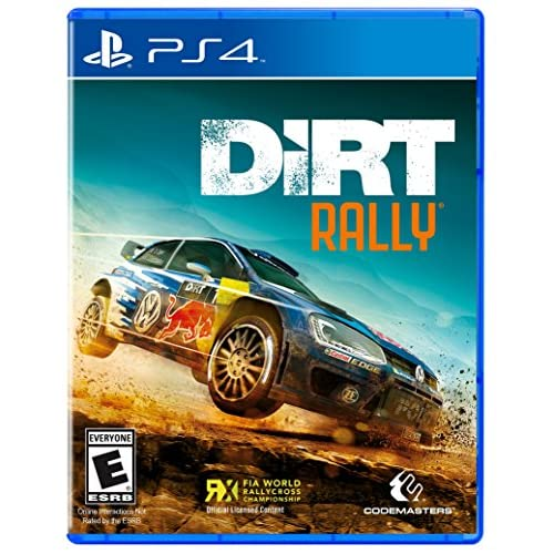 Dirt Rally For PlayStation 4 PS4 Racing