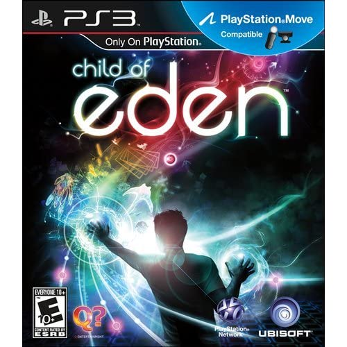 Image 0 of Child Of Eden For PlayStation 3 PS3