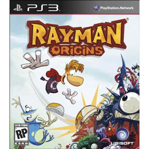 Rayman Origins For PlayStation 3 PS3