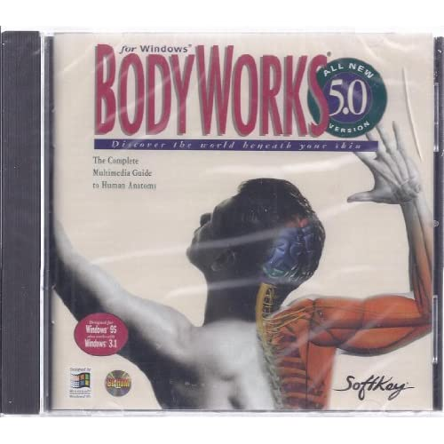 Bodyworks 5.0 For Windows Software