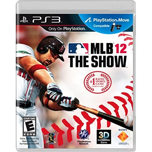 Image 0 of PlayStation 3 MLB 12: The Show For PlayStation 3 PS3 Baseball