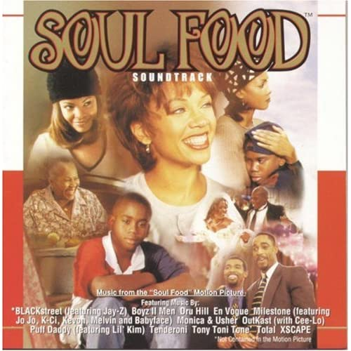 Image 0 of Soul Food: Soundtrack Music From The Soul Food