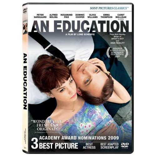 Image 0 of An Education On DVD With Carey Mulligan Drama