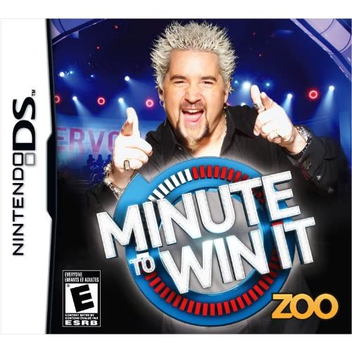 Minute to Win It Nintendo DS