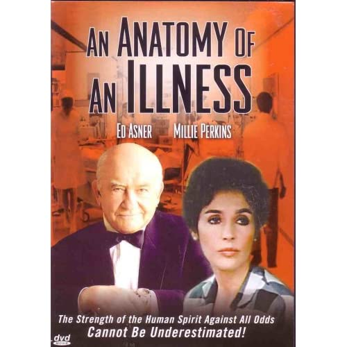 Image 0 of An Anatomy Of An Illness On DVD with Ed Asner