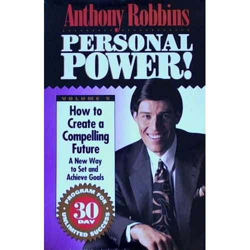 Image 0 of Personal Power! Volume 5 How To Create A Compelling Future / A New Way To Set An