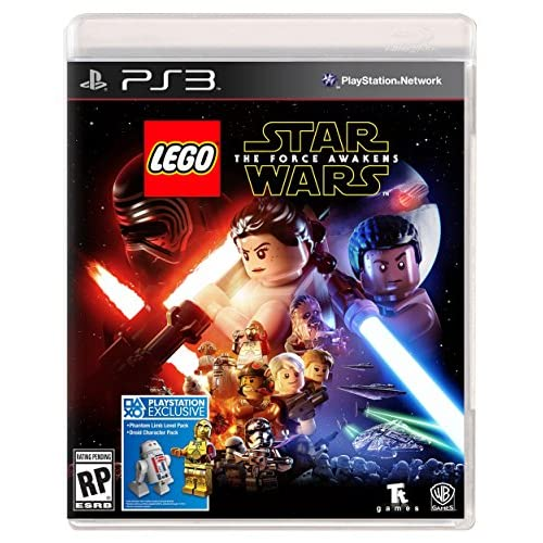 Lego Star Wars: The Force Awakens Standard Edition For PlayStation 3 PS3