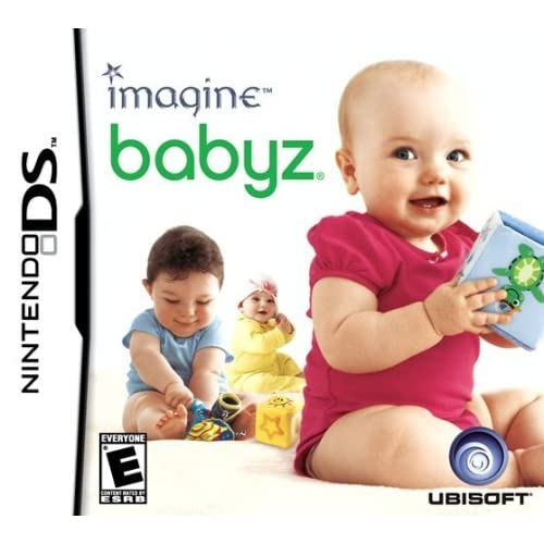 Imagine: Babyz For Nintendo DS DSi 3DS 2DS