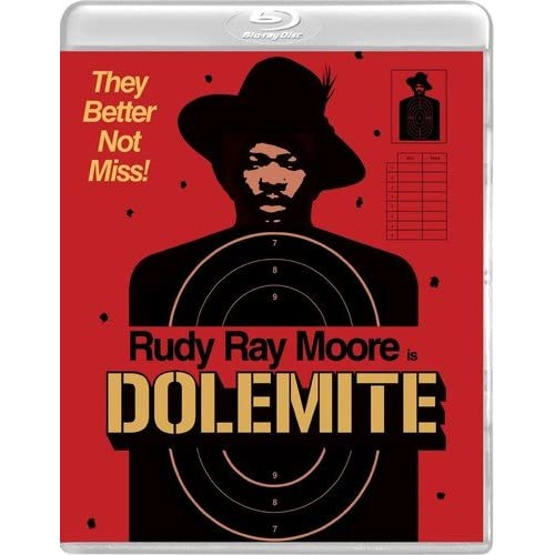 Image 0 of Dolemite Blu-Ray/dvd Combo On Blu-Ray With Rudy Ray Moore
