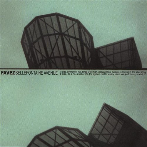 Image 0 of Bellfontaine Favez Album 2004 by Favez On Audio CD