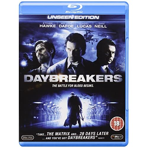 Image 0 of Daybreakers Blu-Ray On Blu-Ray